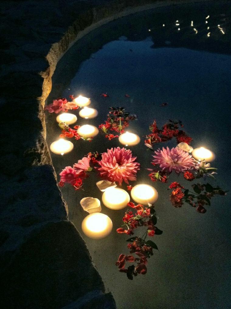 Ρομαντική διακόσμηση εξωτερικού χώρου11