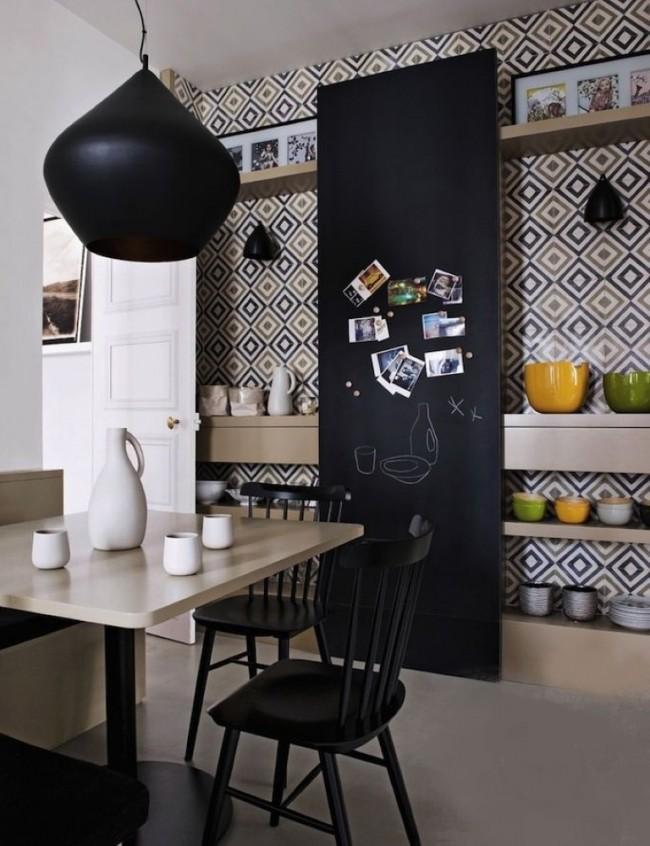 Ταπετσαρία στην κουζίνα2