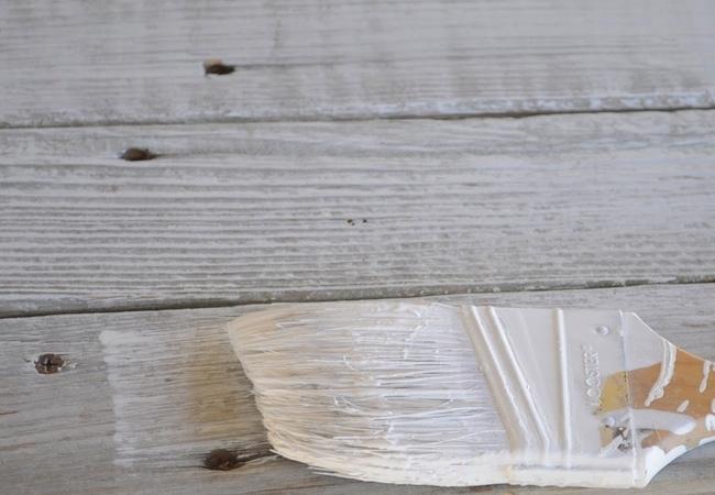Τεχνική ξασπρίσματος ξύλου6