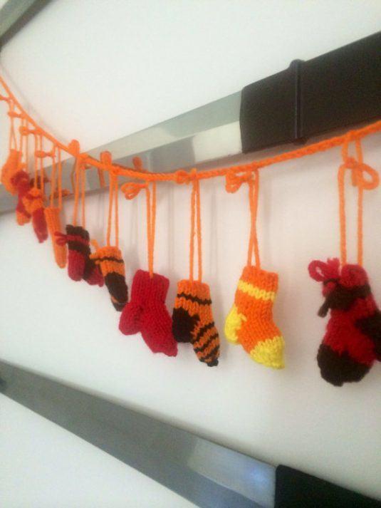 κάλτσες στη διακόσμηση του σπιτιού7