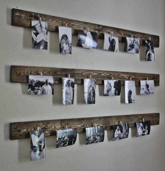 DIY Ρουστίκ έργα από ξύλο17