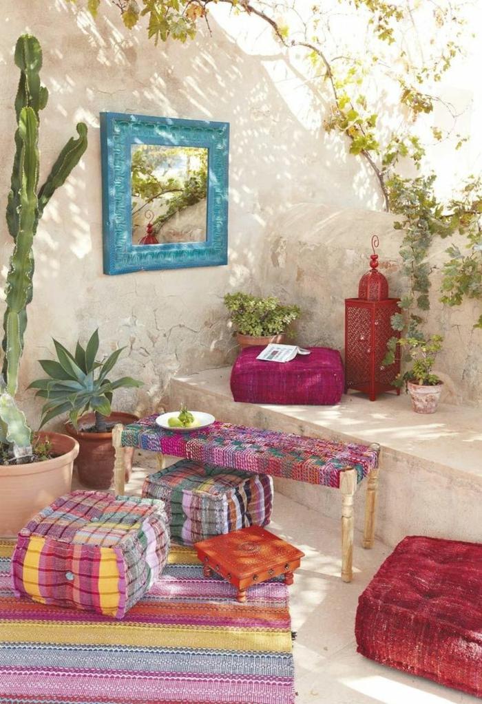 Μποέμ στυλ, συμβουλές και λύσεις για μαγικές διακοσμήσεις σε βεράντες και ταράτσες