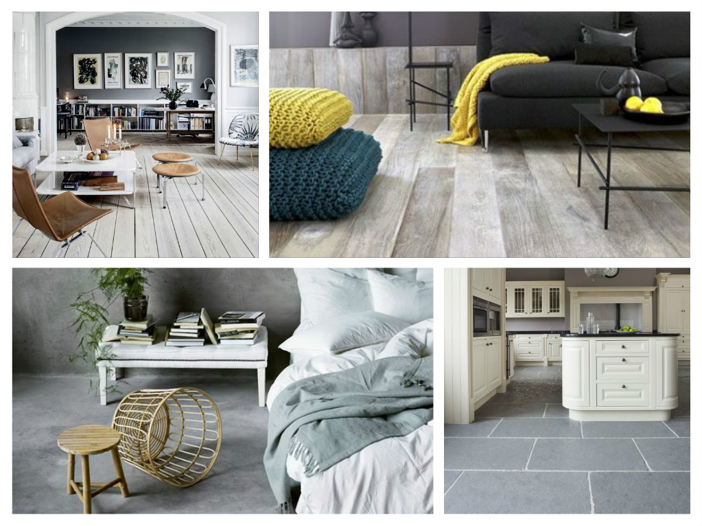 32 Γκρι ιδέες σχεδιασμού δαπέδου που θα ταιριάξουν σε κάθε δωμάτιο