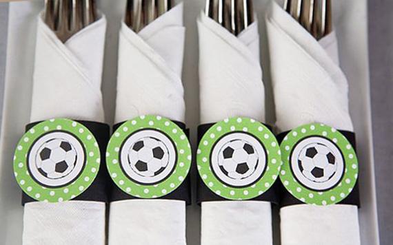 Ιδέες διακόσμησης για ποδοσφαιρόφιλους10