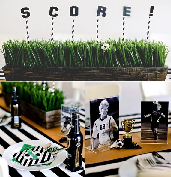 Ιδέες διακόσμησης για ποδοσφαιρόφιλους15