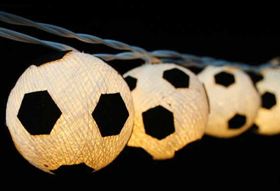 Ιδέες διακόσμησης για ποδοσφαιρόφιλους7