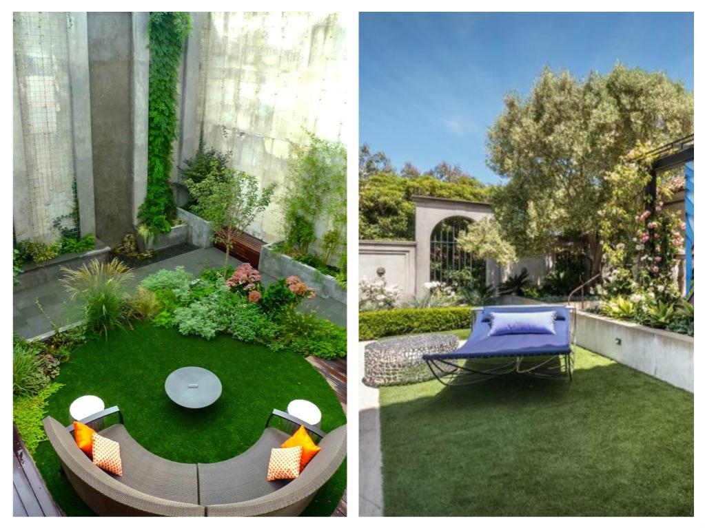 Κήπος τοπίου στη σύγχρονη πόλη - 19 υπέροχες ιδέες