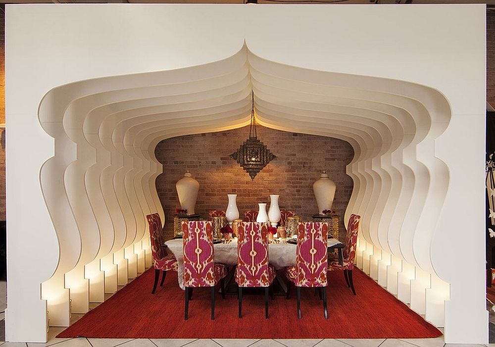 μαροκινή τραπεζαρία ιδέες12