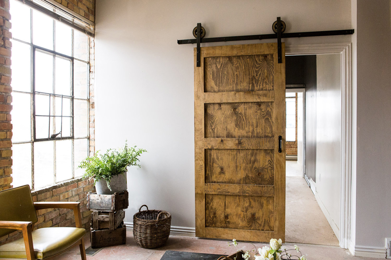 πόρτες αχυρώνα στη διακόσμηση16