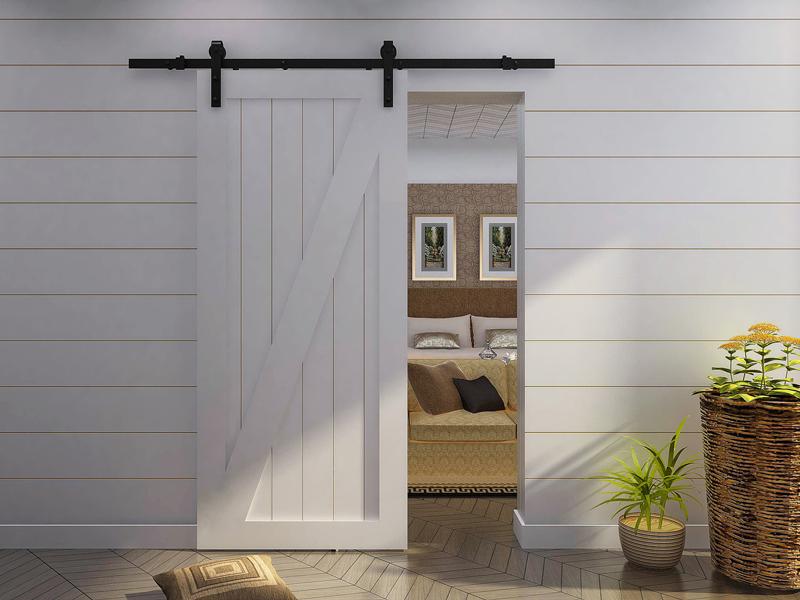 πόρτες αχυρώνα στη διακόσμηση18