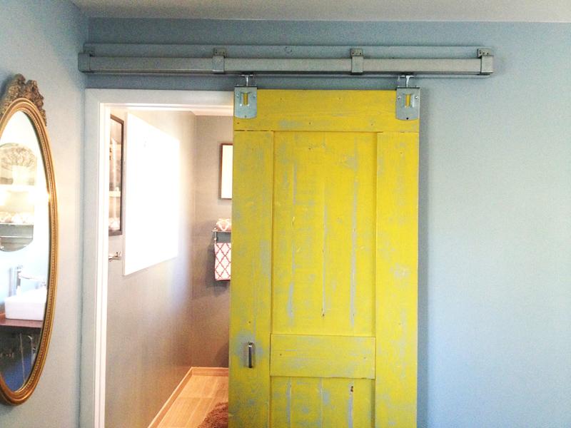 πόρτες αχυρώνα στη διακόσμηση6