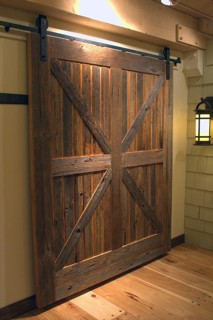 πόρτες αχυρώνα στη διακόσμηση8