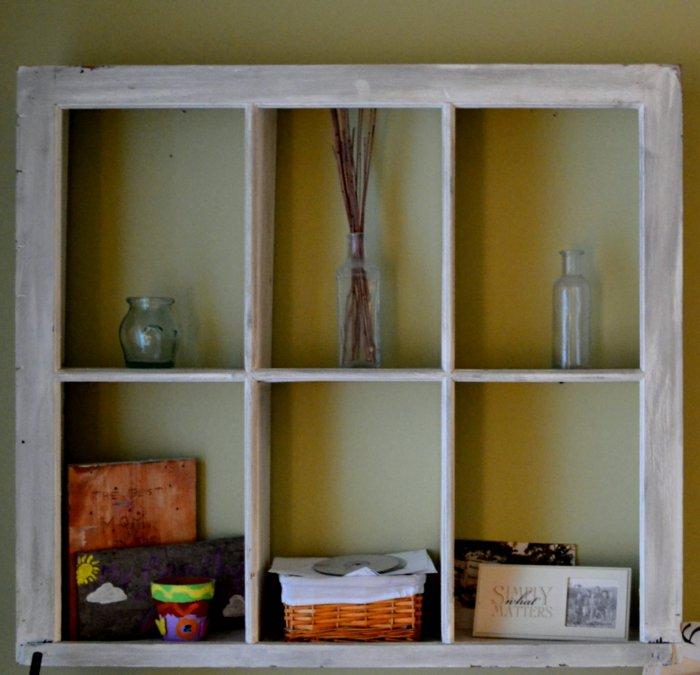 diy ιδέες από παλία παράθυρα3