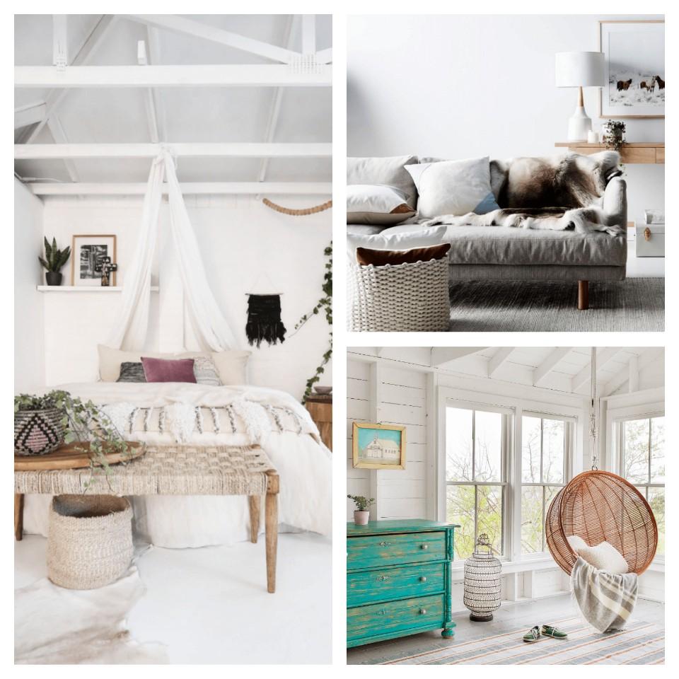 34 Ιδέες με λευκά δωμάτια που κάθε άλλο παρά βαρετά είναι