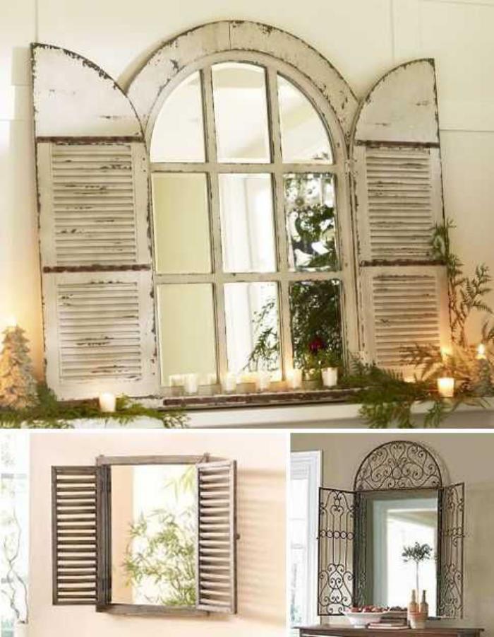 Καθρέφτης παράθυρο ιδέες1
