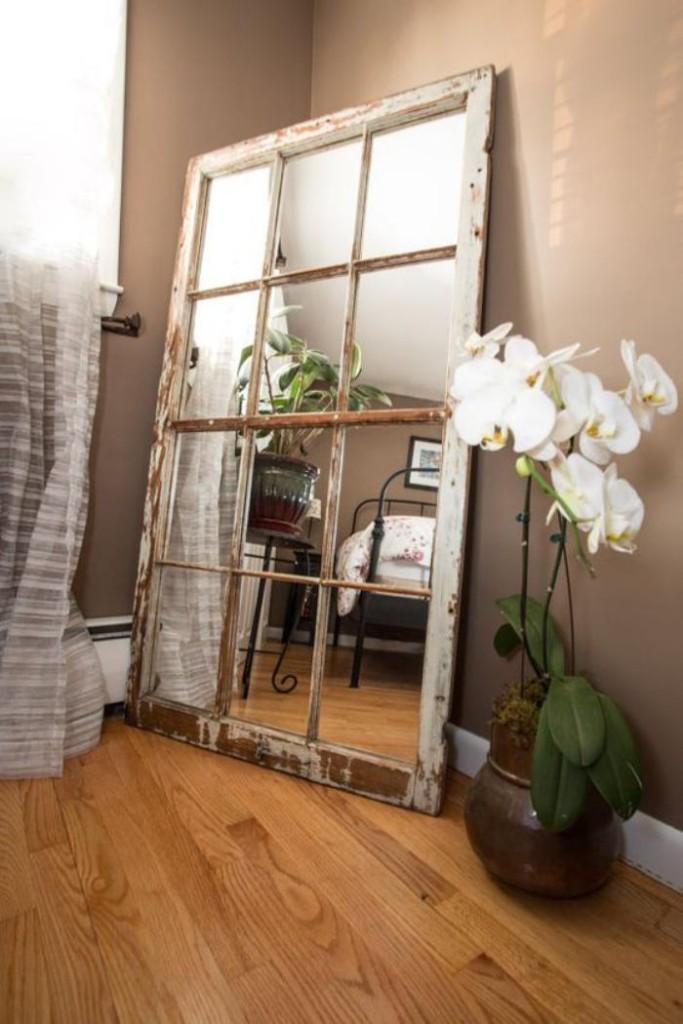 Καθρέφτης παράθυρο ιδέες23