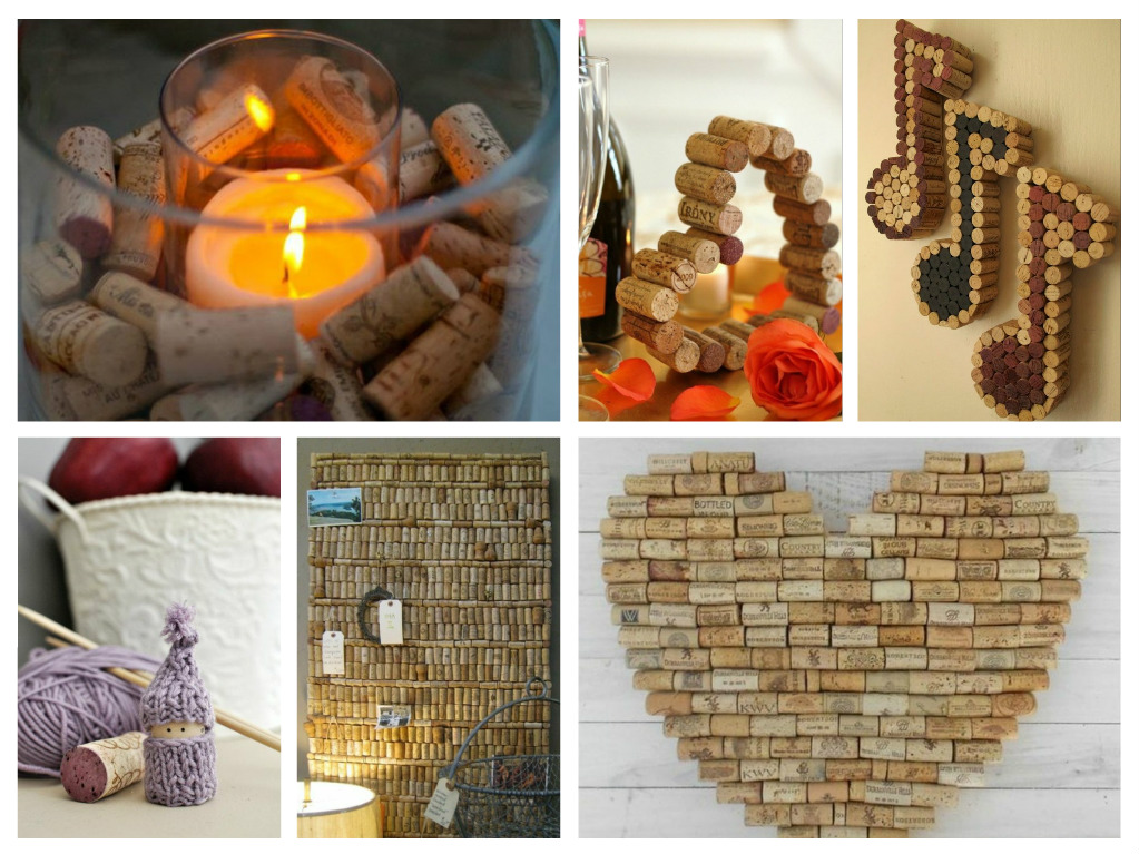 64 DIY ιδέες για να δώσετε νέα ζωή σε πώματα από φελλό
