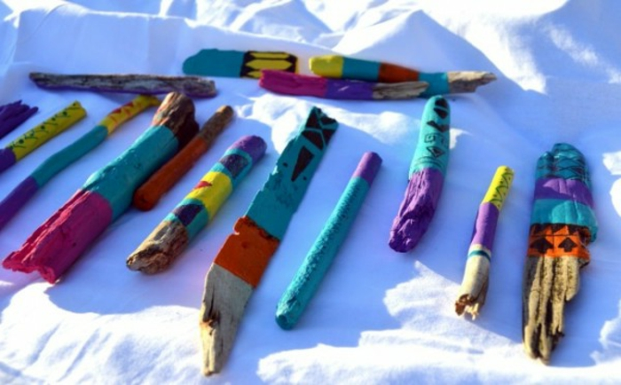 βαμμένα θαλασσόξυλα ιδέες3