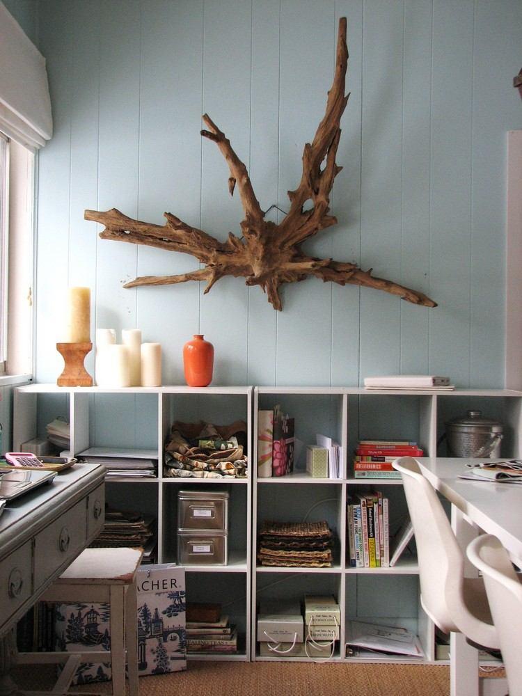 ιδέες διακόσμησης από θαλασσόξυλα24