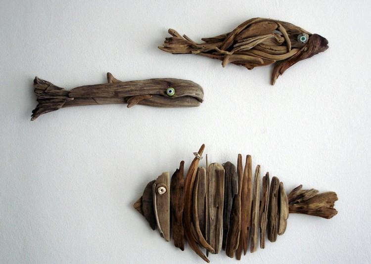 ιδέες διακόσμησης από θαλασσόξυλα25
