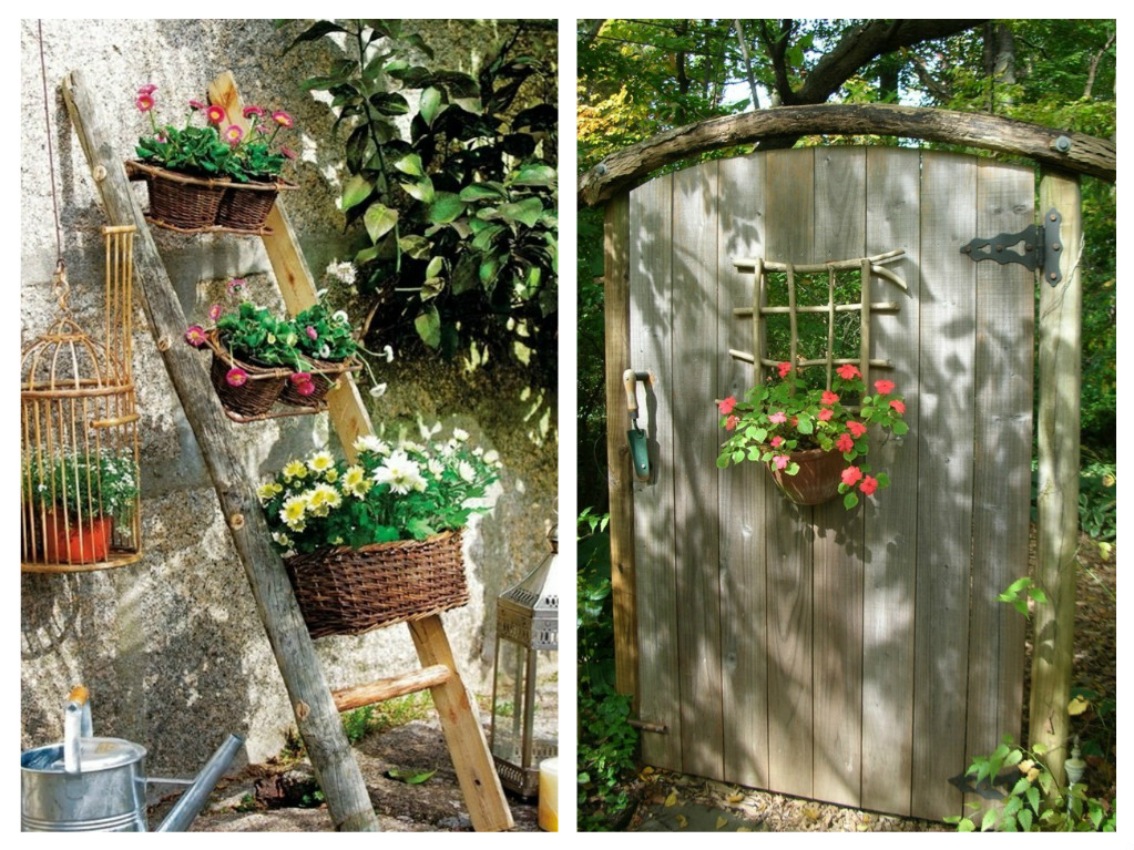 ιδέες διακόσμησης κήπου