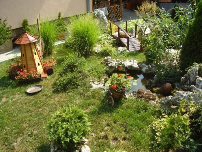 ιδέες διακόσμησης κήπου27