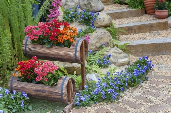 ιδέες διακόσμησης κήπου34