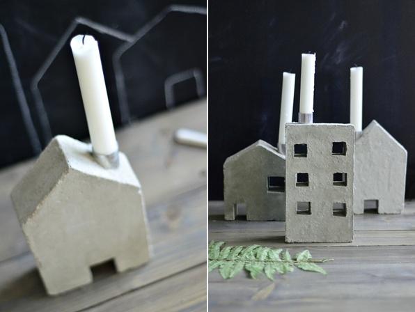 DIY διακοσμητικές ιδέες με τσιμέντο8