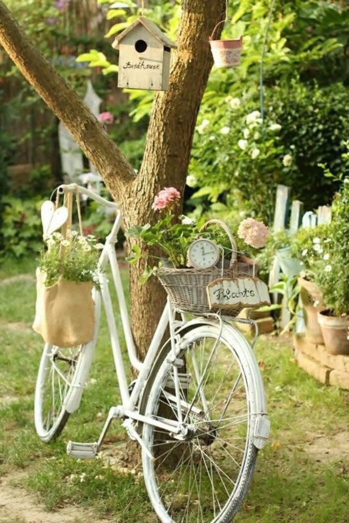 Vintage ιδέες διακόσμησης κήπου15