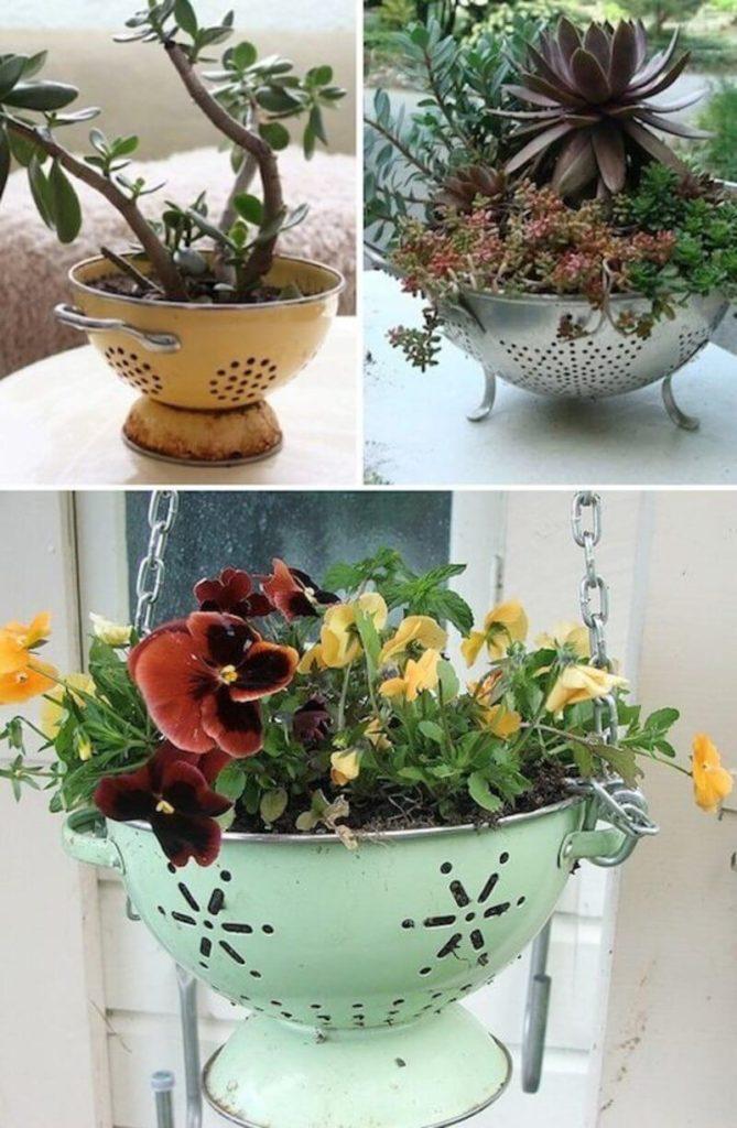 Vintage ιδέες διακόσμησης κήπου16
