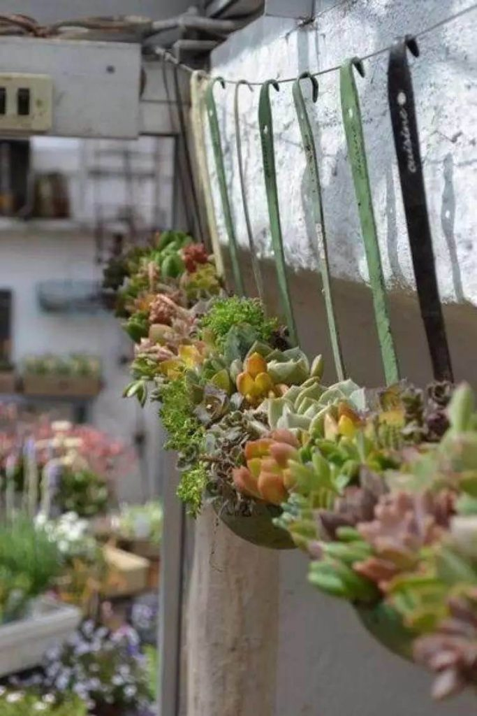 Vintage ιδέες διακόσμησης κήπου20