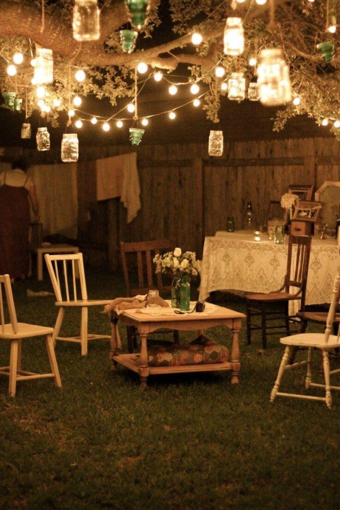 Vintage ιδέες διακόσμησης κήπου9