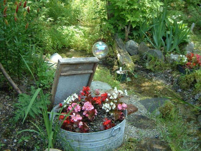 Ιδέες διακόσμησης κήπου14