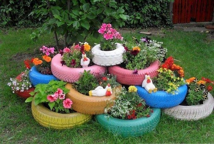 Ιδέες διακόσμησης κήπου17