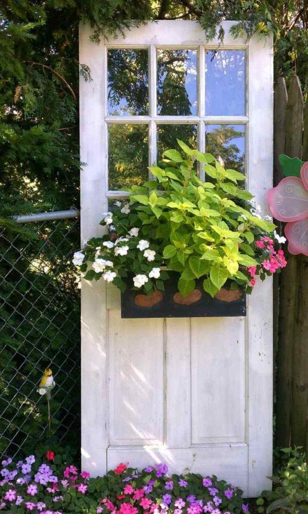 διακόσμηση κήπου Shabby Chic15