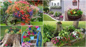 ιδέες σχεδιασμού μπροστινού κήπου και αυλής