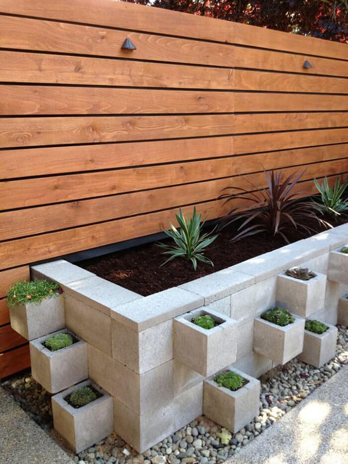 ιδέες σχεδιασμού μπροστινού κήπου και αυλής12