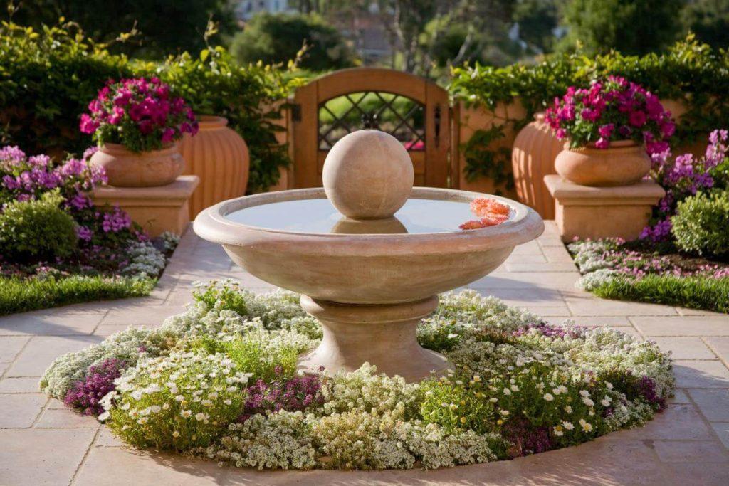 ιδέες σχεδιασμού μπροστινού κήπου και αυλής16