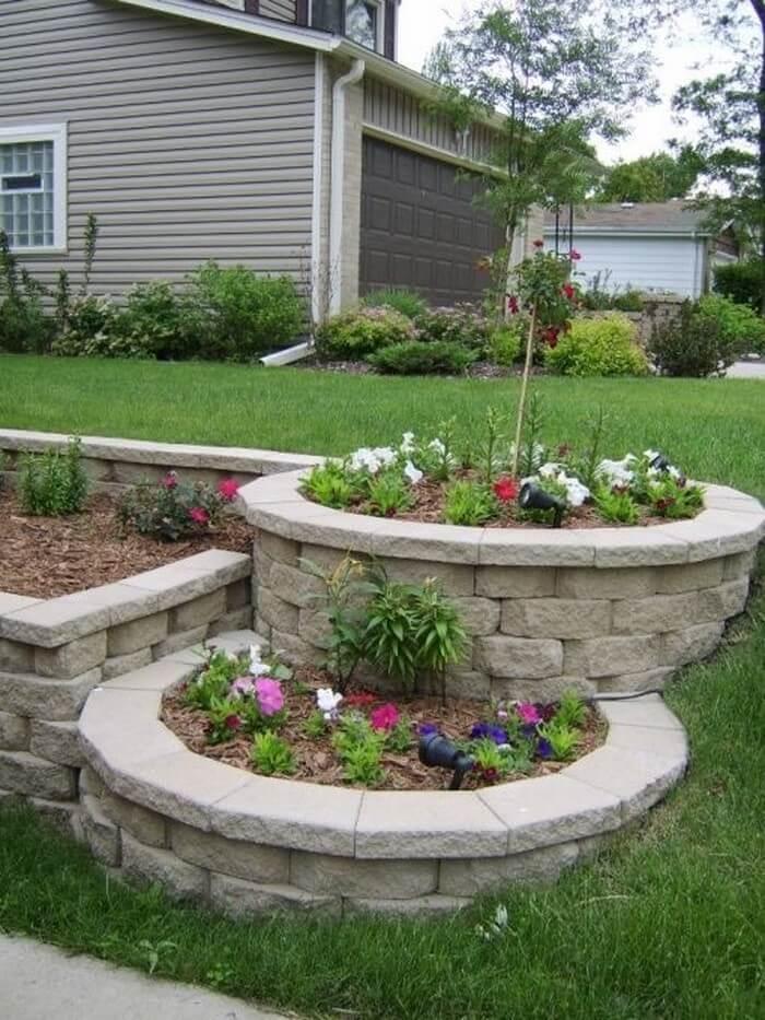 ιδέες σχεδιασμού μπροστινού κήπου και αυλής28