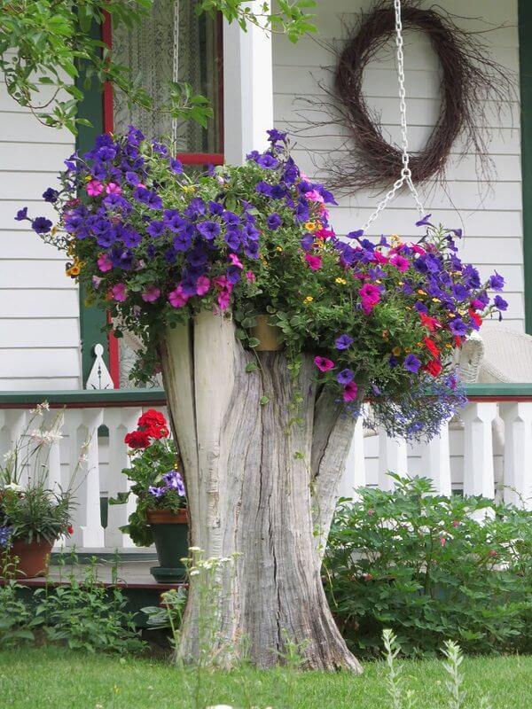 ιδέες σχεδιασμού μπροστινού κήπου και αυλής33
