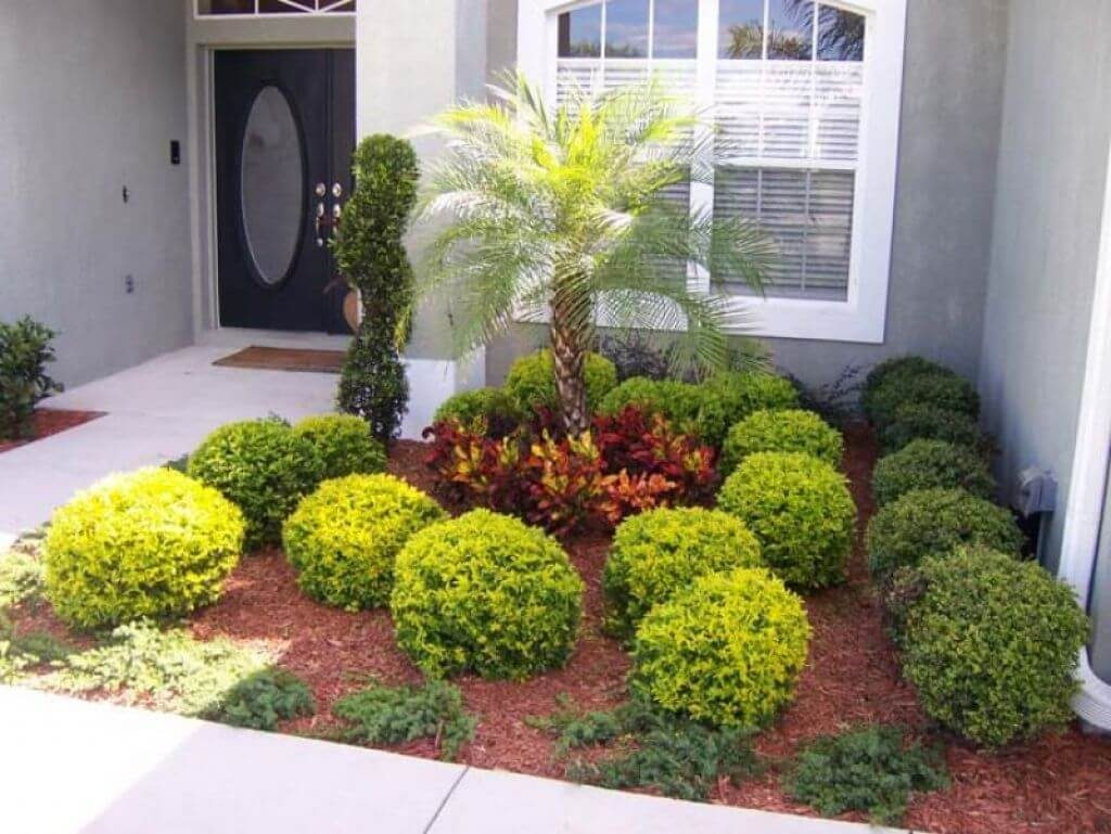 ιδέες σχεδιασμού μπροστινού κήπου και αυλής37
