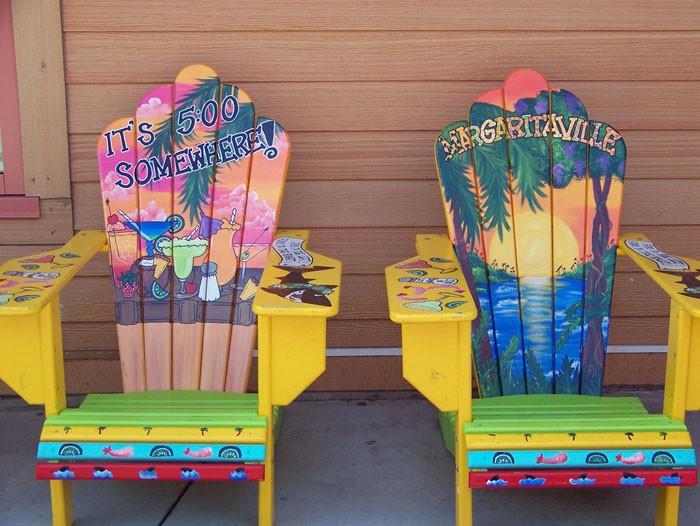 πώς να διακοσμήσετε και να βάψετε παλιές καρέκλες11