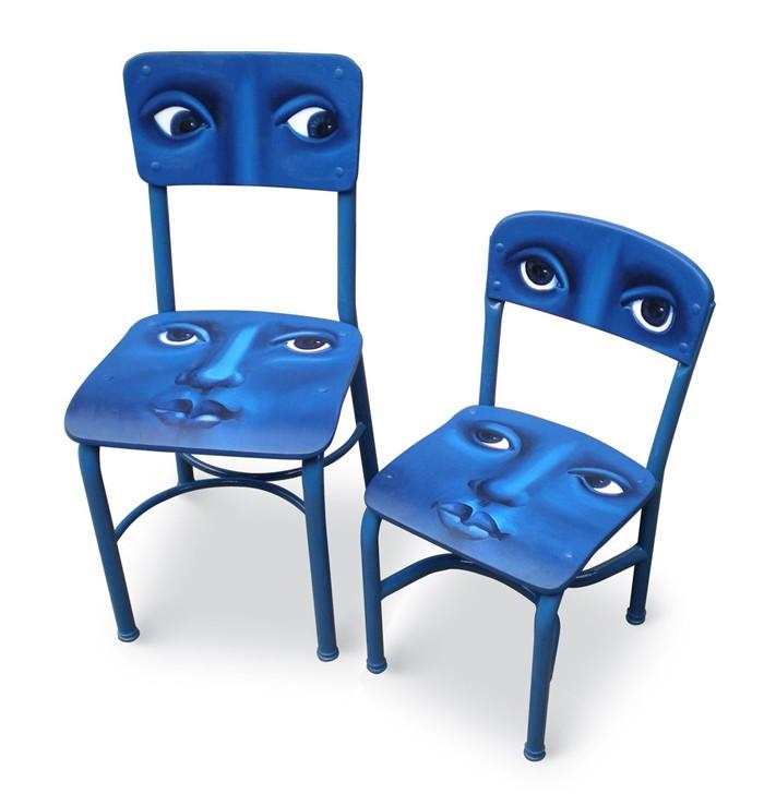 πώς να διακοσμήσετε και να βάψετε παλιές καρέκλες24