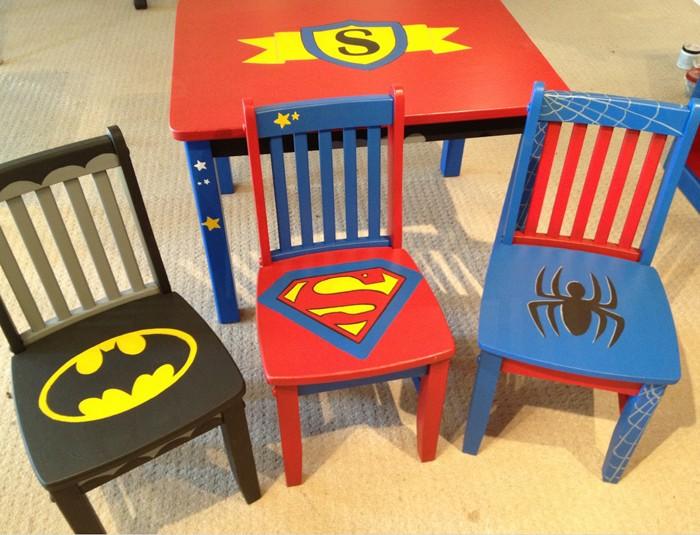 πώς να διακοσμήσετε και να βάψετε παλιές καρέκλες26