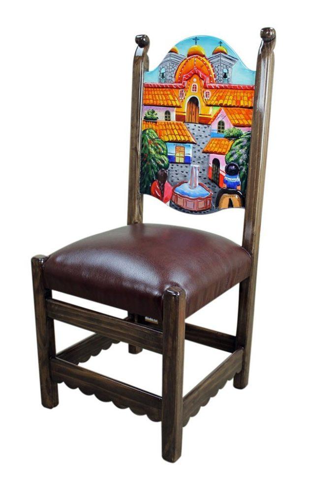πώς να διακοσμήσετε και να βάψετε παλιές καρέκλες8