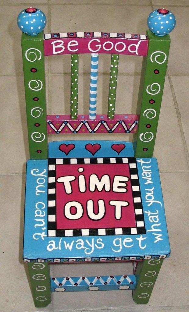 πώς να διακοσμήσετε και να βάψετε παλιές καρέκλες9