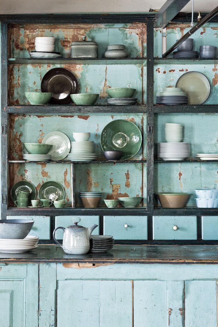 Deco: ρετρό κουζίνα 20 πανέμορφες ιδέες