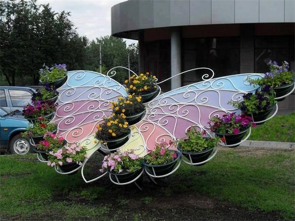 Αριστουργηματικές διακοσμήσεις κήπων1