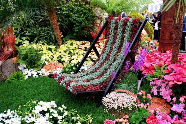 Αριστουργηματικές διακοσμήσεις κήπων10