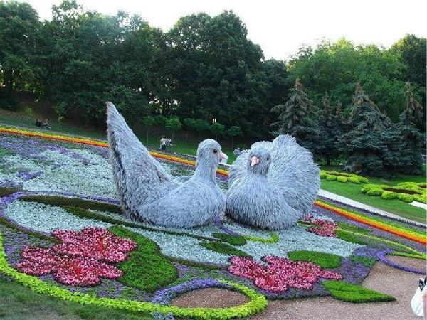 Αριστουργηματικές διακοσμήσεις κήπων13
